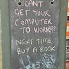 well spoken :)<br /> <br /> Nem tudod rávenni a gépedet, hogy működjön? Legközelebb vegyél egy könyvet.