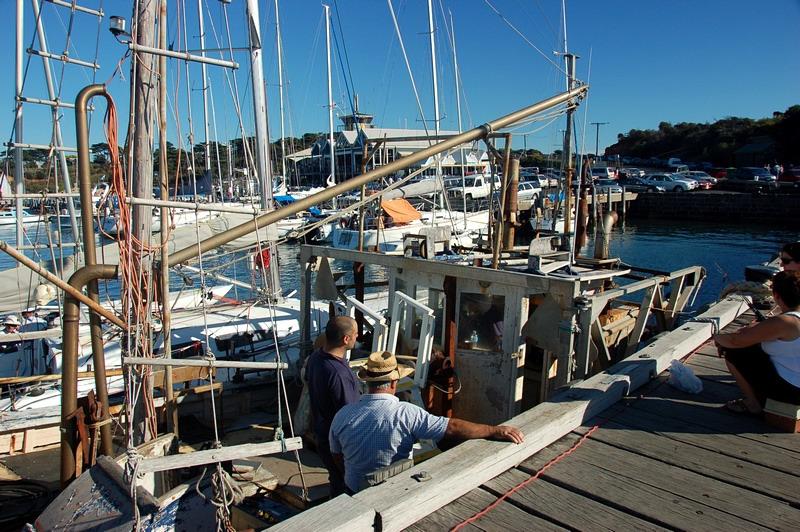 The rebirth of an old ship<br /> <br /> Egy öreg hajó újjászületése