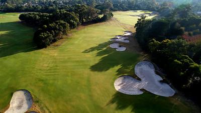 Royal Melbourne Golf Club (East Course), Victoria, Australia