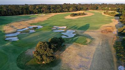 Royal Melbourne Golf Club (West Course), Victoria, Australia