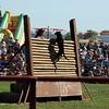 Dog high jump<br /> <br /> Magasugrás kutyáknak