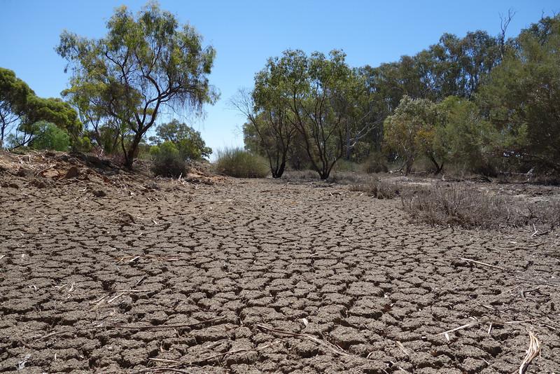 Dry country<br /> <br /> Kiszáradt meder