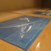 Blue prints - Catalina museum<br /> <br /> Tervrajzok - Catalina repülő múzeum