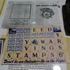 War savings stamps - Catalina museum<br /> <br /> Takarékbélyeg - Catalina repülő múzeum