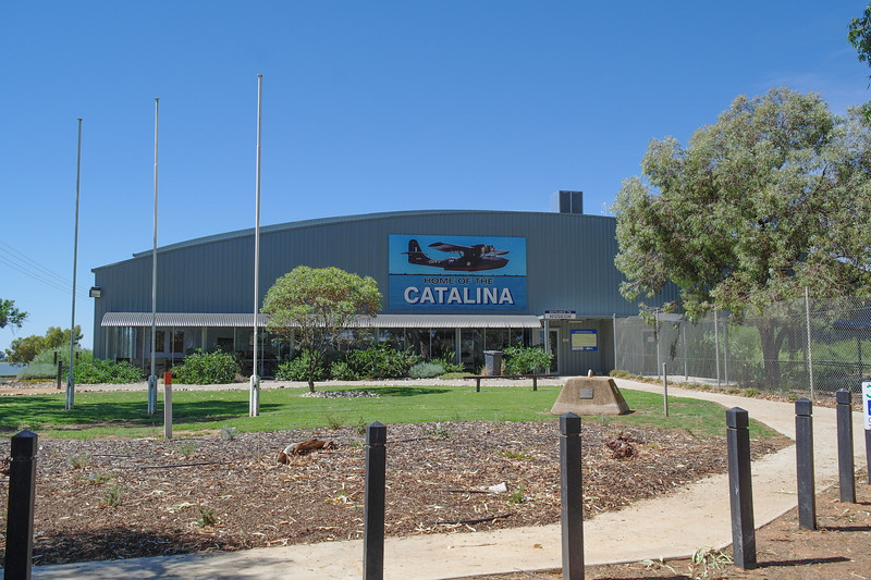 Catalina Museum at Lake Boga<br /> <br /> Catalina múzeum a Boga tónál