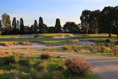 The Yarra Yarra Golf Club, Victoria, Melbourne