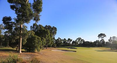 The Yarra Yarra Golf Club (Aerial), Victoria, Australia