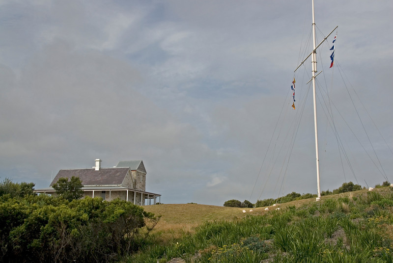 Lightkeepers House - Great Ocean Road, Victoria, Australia
