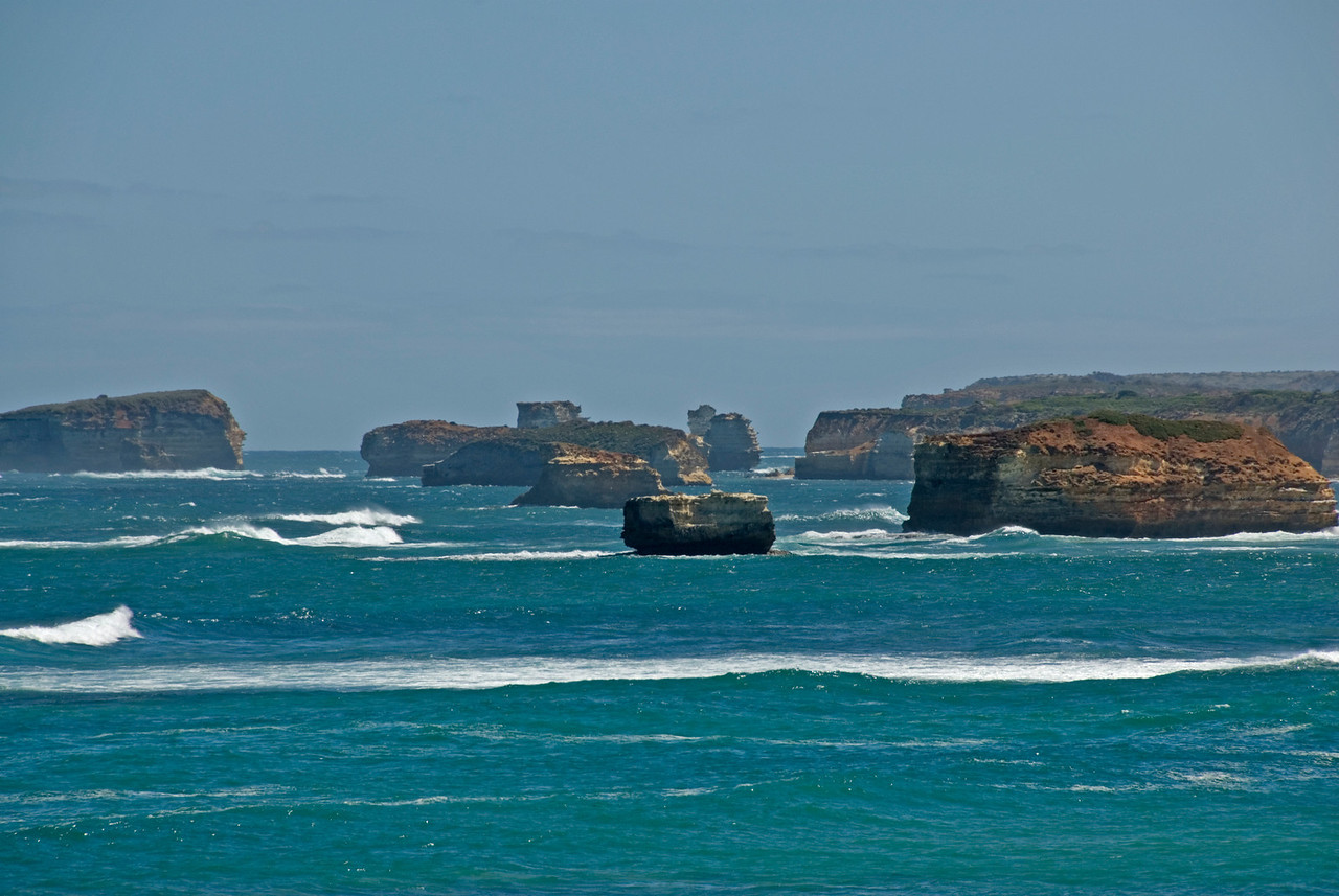 Bay of Islands - Great Ocean Road, Victoria, Australia
