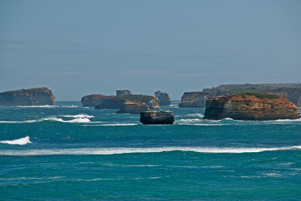 Travel to Great Ocean Road