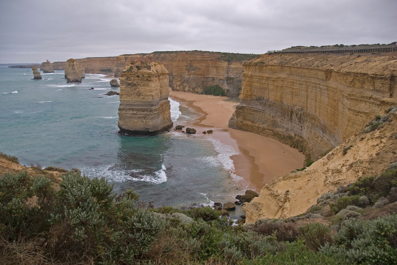 Twelve Apostles 4 - Great Ocean Road, Victoria, Australia