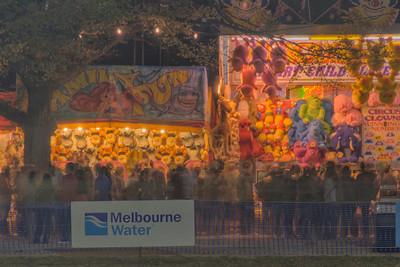 Moomba Festival HDR - Melbourne, Victoria, Australia