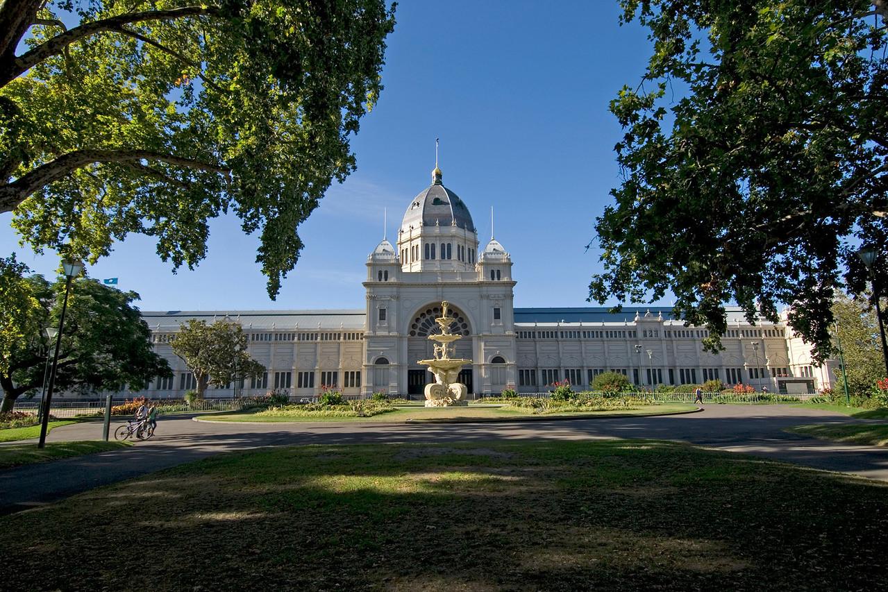 Exhibition Hall 2 - Melbourne, Australia