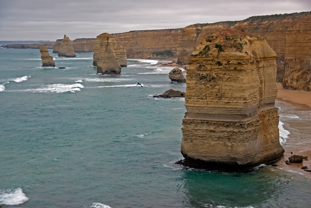 Twelve Apostles 9 - Great Ocean Road, Victoria, Australia