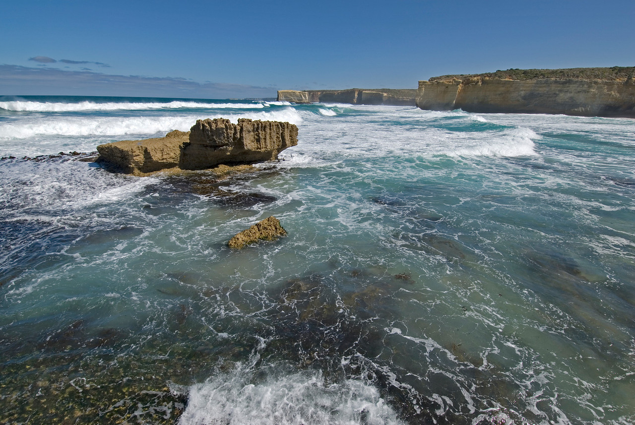 Seascape 6 - Great Ocean Road, Victoria, Australia