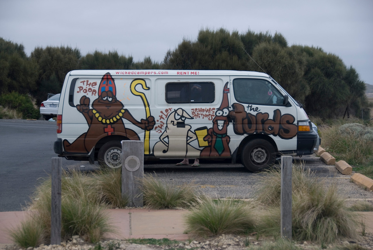 Wicked Camper - Australia