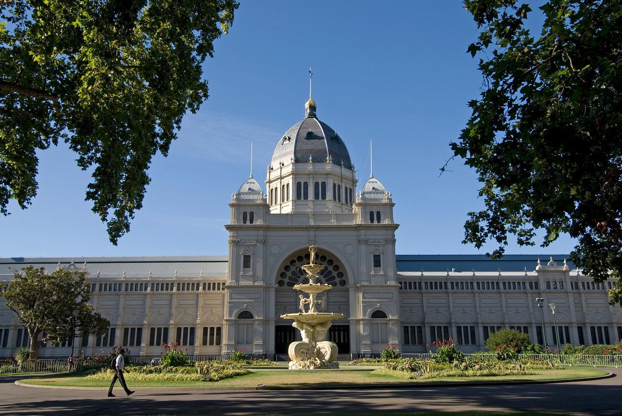 Exhibition Hall 4 - Melbourne, Australia