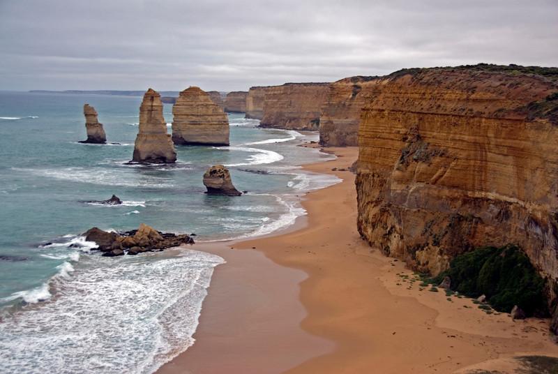 Twelve Apostles 1 - Great Ocean Road, Victoria, Australia