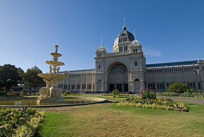 Exhibition Hall 1 - Melbourne, Australia