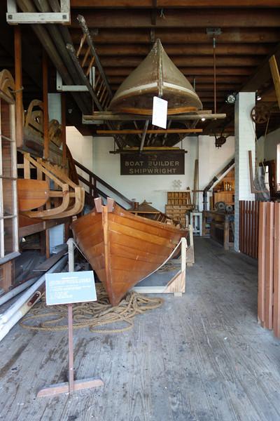 Flagstaff Hill Maritime Museum<br /> <br /> Flagstaff dombi hajózási múzeum