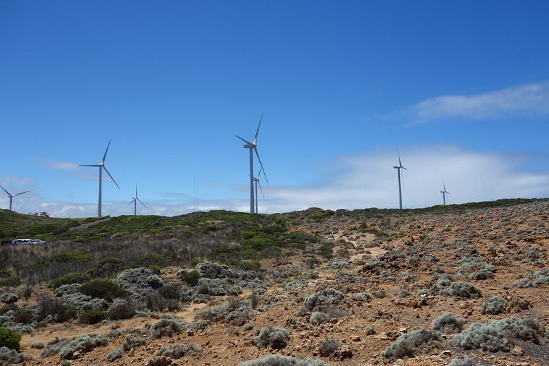 Portland wind  farm<br /> <br /> Portlandi szélerőművek