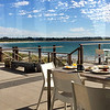 Breakfast at Warrnambool foreshore<br /> <br /> Reggeli Warrnambool partjánál