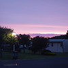 Sunset at the campground<br /> <br /> Naplemente a kempingben
