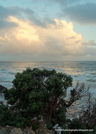 Warrnambool sunset - June 2011