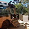The safari bus<br /> <br /> A szafaribusz