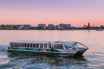 The Swan River Ferry
