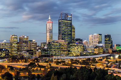 Perth City View