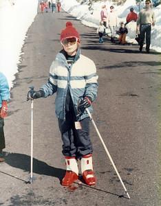 Mt Selwyn - 1990