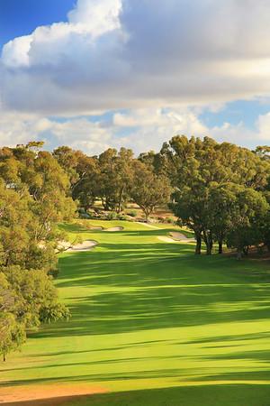 Cottesloe Golf Club, Western Australia, Australia