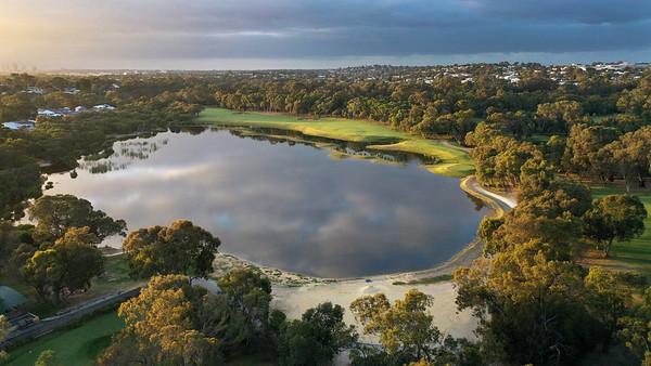 Lake Karrinyup Country Club, Western Australia, Australia