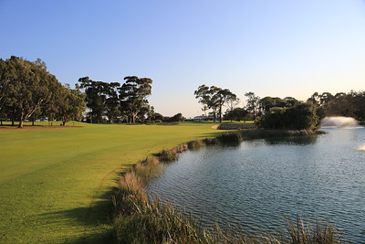 Royal Fremantle Golf Club, Western Australia, Australia