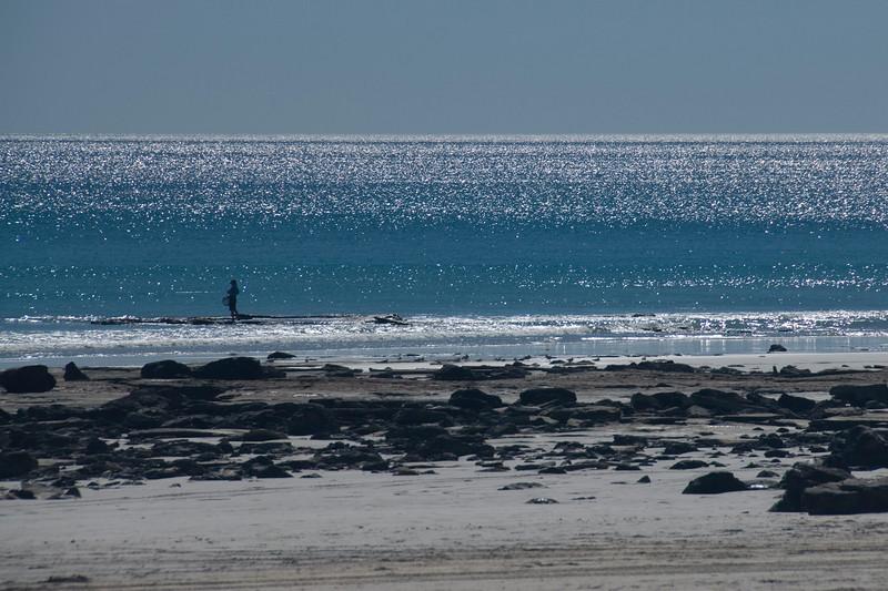 Shore Fishing, Cable Beach - Broome, Western Australia