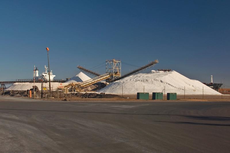 Salt Mound - Port Headland, Western Australia