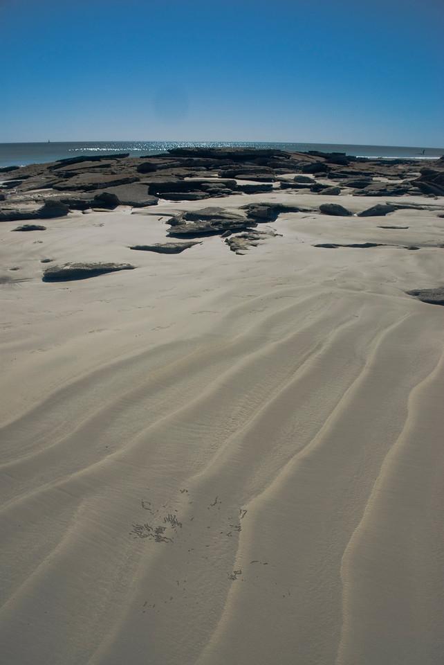 Sand, Rocks and Sky, Cable Beach - Broome, Western Australia