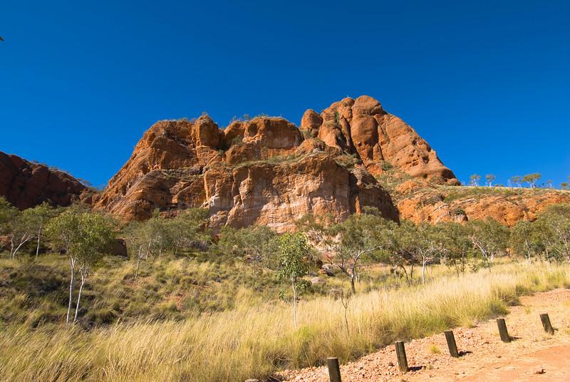 Rock Outcrop, Purnululu National Park - Western Australia