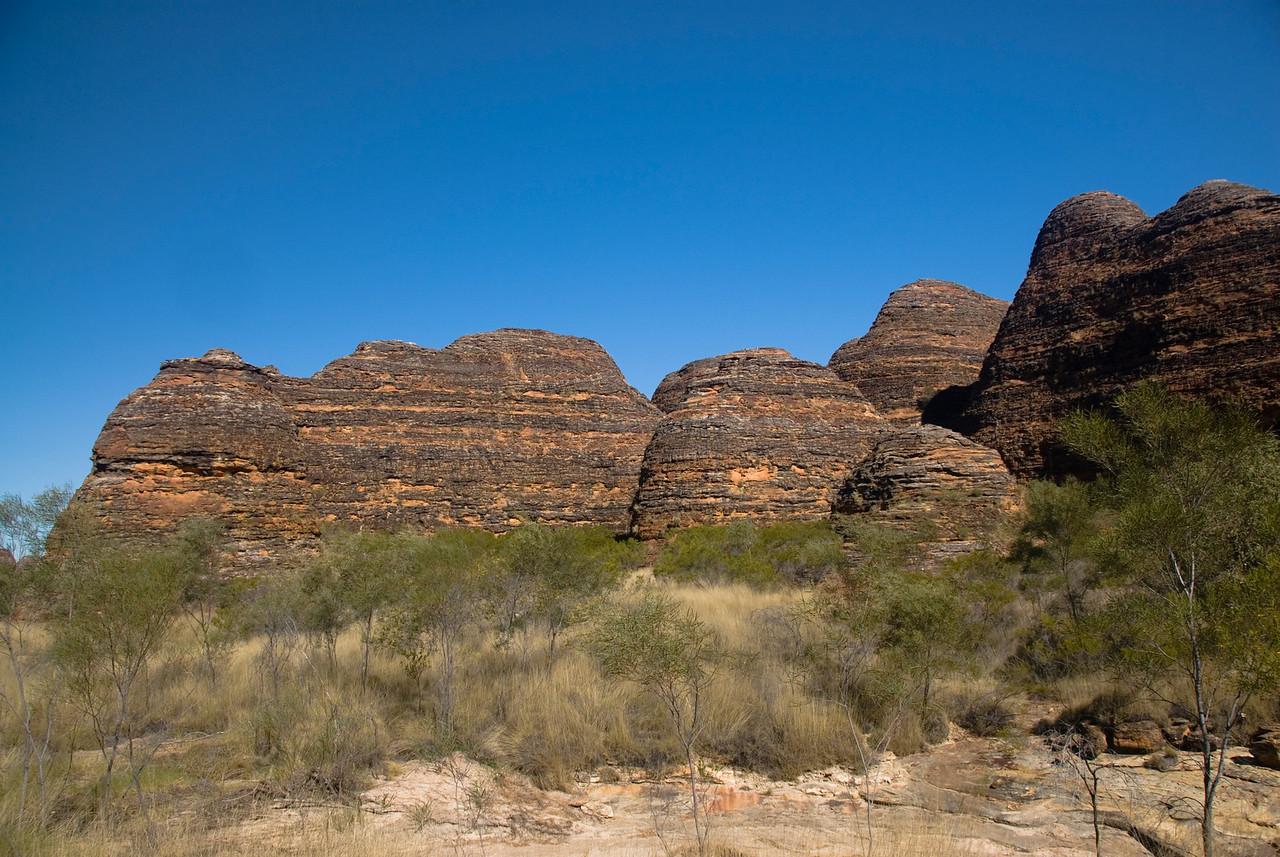 Bee Hive Domes 2, Purnululu National Park - Western Australia