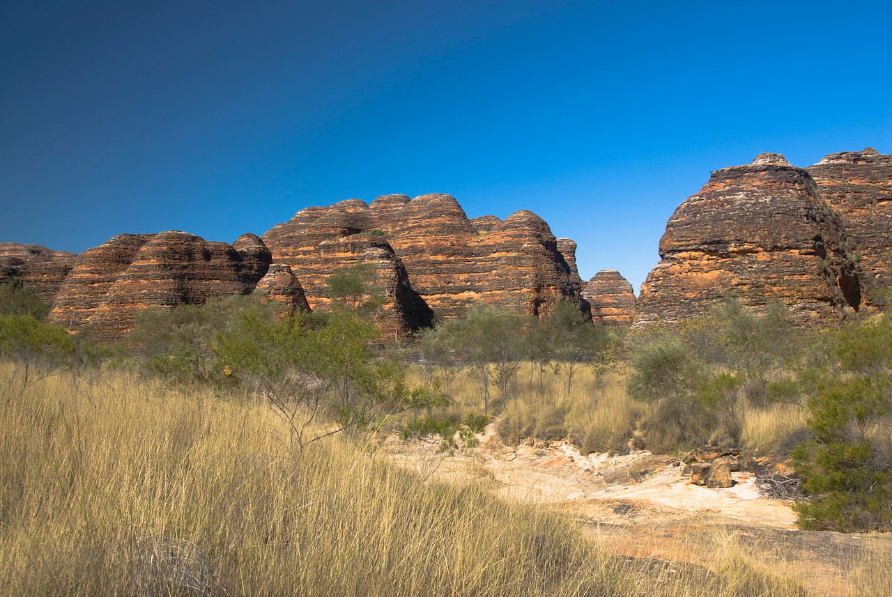Bee Hive Domes 3, Purnululu National Park - Western Australia