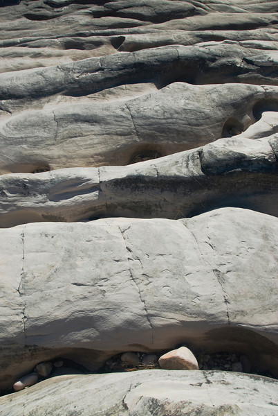 Erosion Channels in Piccananny Creek, Purnululu National Park - Western Australia