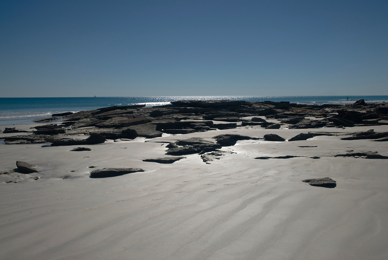 Sand, Rocks and Sky 2, Cable Beach - Broome, Western Australia