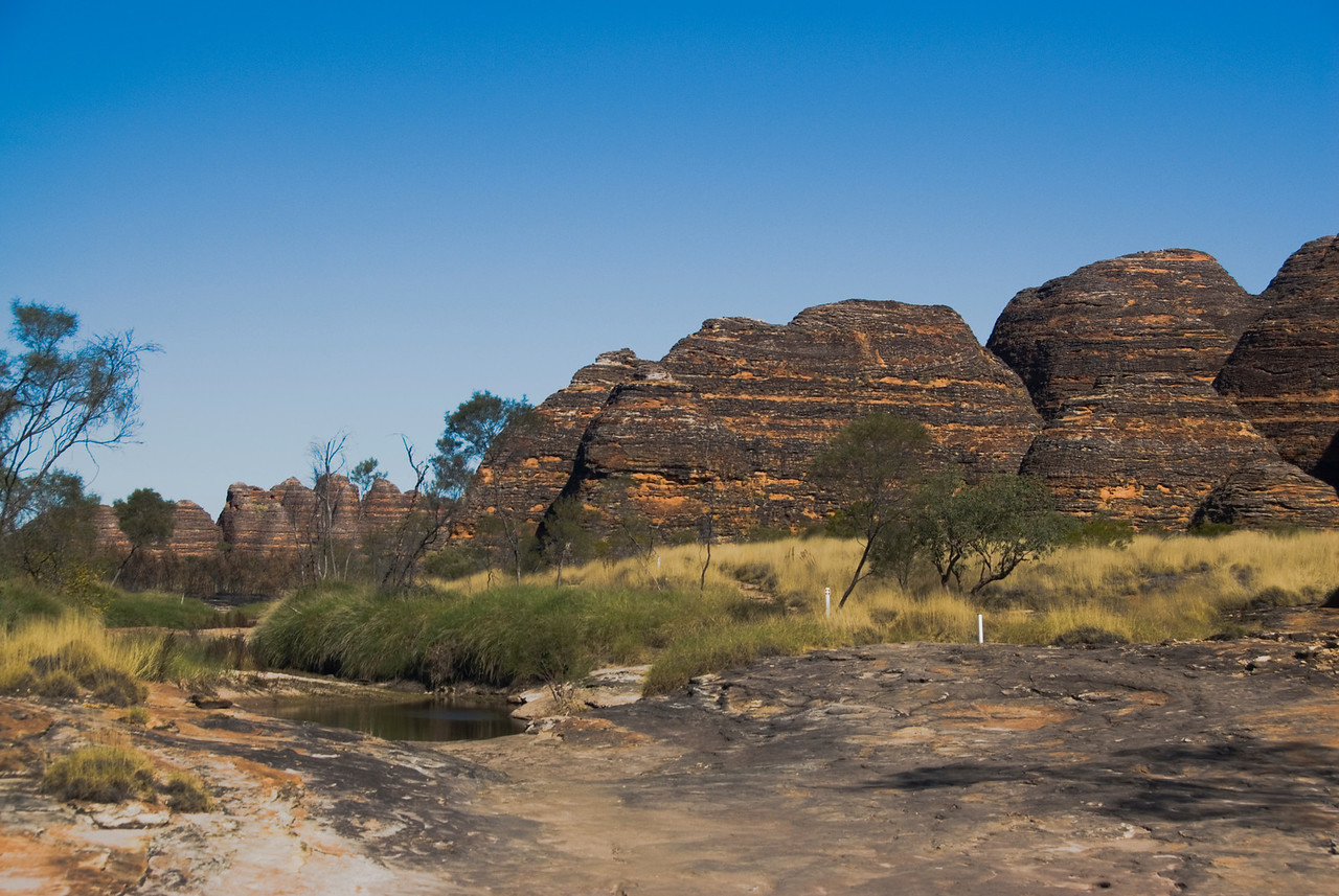 Bee Hive Domes 5, Purnululu National Park - Western Australia