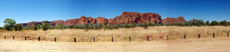 Purnululu Panorama