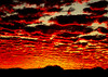 Image Title: Sunset over Mt Magnet.  Image No. kee0418b
