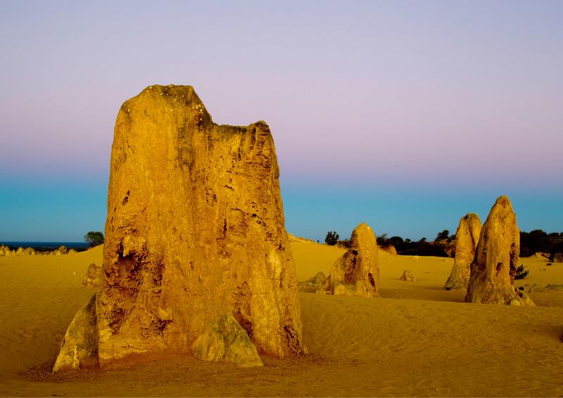 Image Title: Pinnacles.  Image No. kee4202b