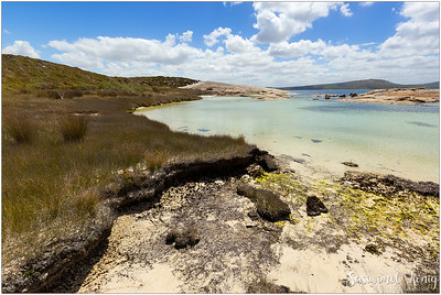 Little Beach in the Two Peoples Bay Nature Reserve, Nanarup WA