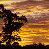 Sunset Mt. Majura