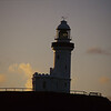 Lighthouse at Byron Head